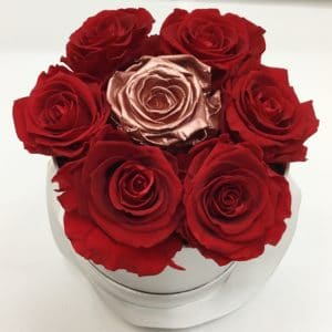 PRESERVED Rose Gift Box